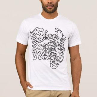 T-shirt Quelques ours blancs sérieusement Pissés-