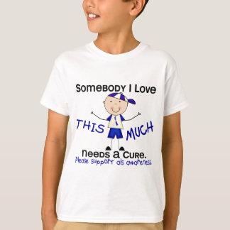 T-shirt Quelqu'un amour d'I - SAL (garçon)