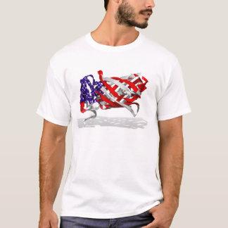 T-shirt Qu'est en votre génome ? - aucun texte,