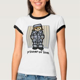 T-shirt question de prison