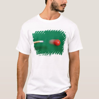 T-shirt Queue de billard