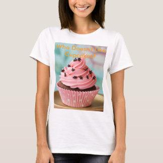 T-shirt Qui n'aime pas des petits gâteaux ?