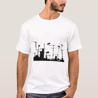 T-shirt Qui observe ?