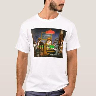 T-shirt Quinte royale
