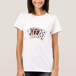 T-shirt Quinte royale de clubs