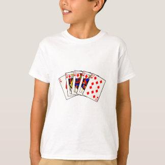 T-shirt Quinte royale de diamants