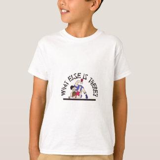 T-shirt Qu'y a-t-il ?