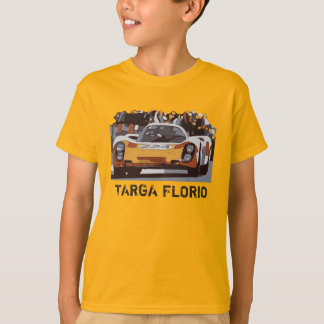 T-SHIRT RACE DE TARGA FLORIO