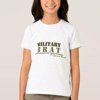 T-shirt Race Gosse-Spéciale militaire