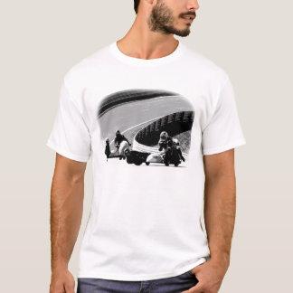 T-shirt Racin d'entaille