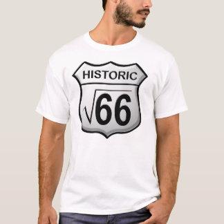 T-shirt Racine 66