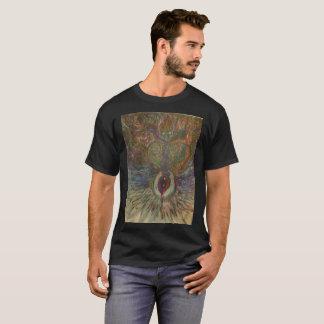 T-shirt Racine de création