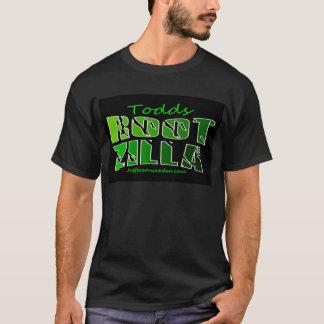 T-shirt Racine Zilla