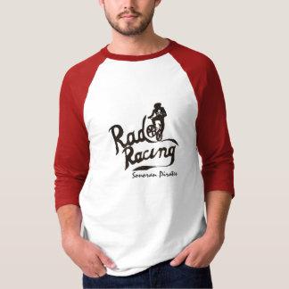 T-shirt Rad emballant la pièce en t douce de Bball -