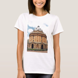 T-shirt Radcliffe, appareil-photo, bibliothèque de