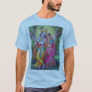 T-shirt radha et krishna