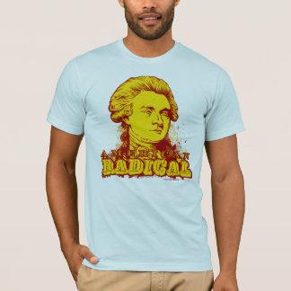 T-shirt radical américain de Thomas Jefferson