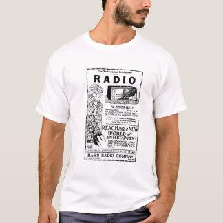 T-shirt Radio 1927 de Bremer Tully