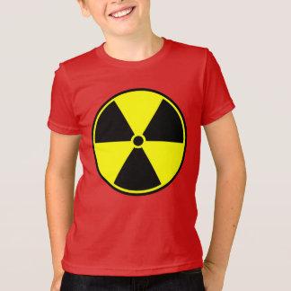 T-shirt radioactif de la jeunesse