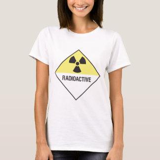 T-shirt Radioactif - manipulez avec soin