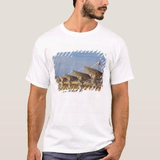 T-shirt Radioastronomie nationale très grande de rangée