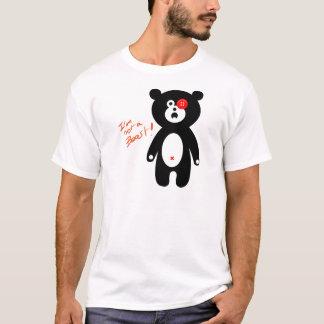 T-shirt ragdoll d'ours de bébé