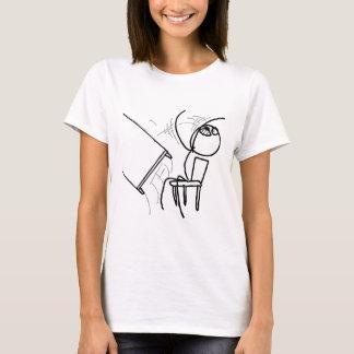 T-shirt Rage Meme de secousse de bureau