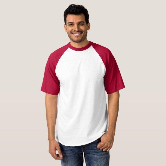 T-shirt raglan pour hommes, NullValue