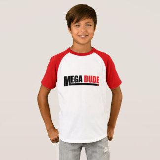 T-shirt Raglan méga