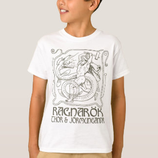 T-shirt Ragnarök