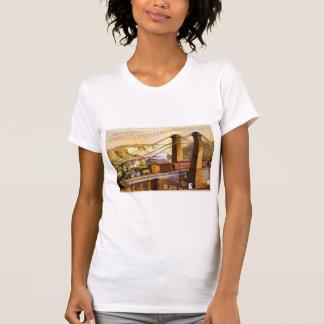 T-shirt Rail de Niagara (1876)