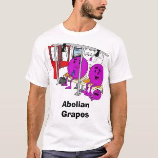 T-shirt Raisins abéliens