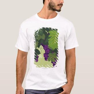 T-shirt Raisins sur la vigne