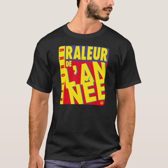 T-shirt Raleur black