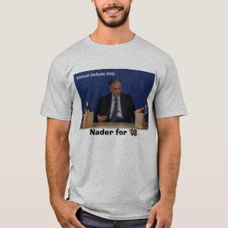 T-shirt Ralph, Nader pour '08