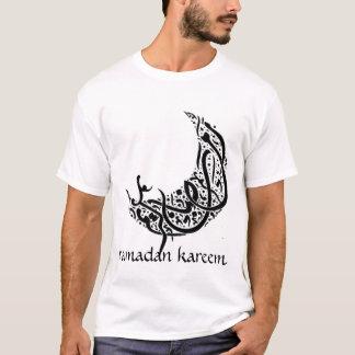 T-shirt Ramadan Kareem (couleurs claires)