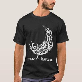 T-shirt Ramadan Kareem (couleurs foncées)
