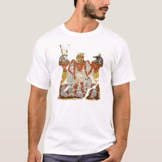 T-shirt Ramesses, horus, anubus