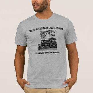 T-shirt Rampement de Pub de Choo-Choo de Souffle-un de