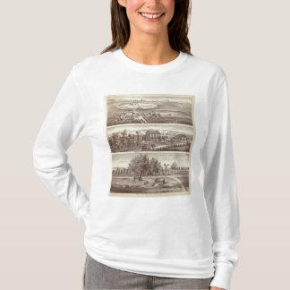 T-shirt Ranchs de peuplier