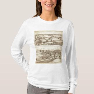 T-shirt Ranchs, Visalia, calorie