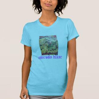 T-shirt randonneur du Colorado