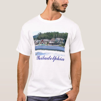 T-shirt Rangée 2 de Boathouse - Philadelphie