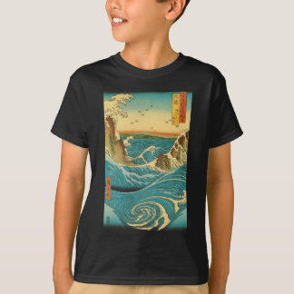 T-shirt Rapide de Hiroshige Navaro