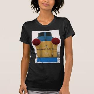 T-shirt Rappelez-vous les bateaux de Boblo - chambre.