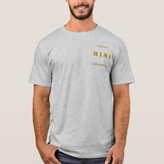 T-shirt RAPPELEZ-VOUS MIMI - Armée du XL des hommes/Twofer