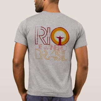 T-shirt rappelez-vous Rio, Brésil