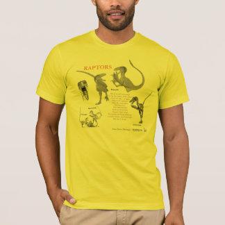 T-shirt Raptors votre lumière intérieure de Greg Paul de