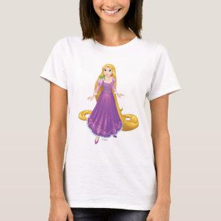 T-shirt Rapunzel et Pascal