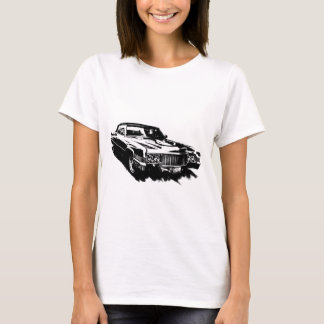 T-shirt rare classique de sts de l'eldorado de deville de